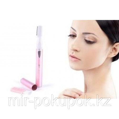 Мини бритва для удаления волос и триммер для коррекции бровей Micro Touch (Микро Тач) 2 в 1, Алматы