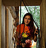 """Москитная сетка на магнитах для дверного проема """"Magic Mesh"""" (Мэджик мэш), Алматы, фото 6"""