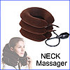 Надувной массажер для шеи NECK TRACTION, фото 3