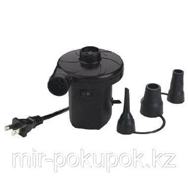Электрический насос для бассейнов, батутов, матрасов и фитболов