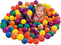 Набор из 100 игровых шаров, диаметром 8 см Intex, Алматы
