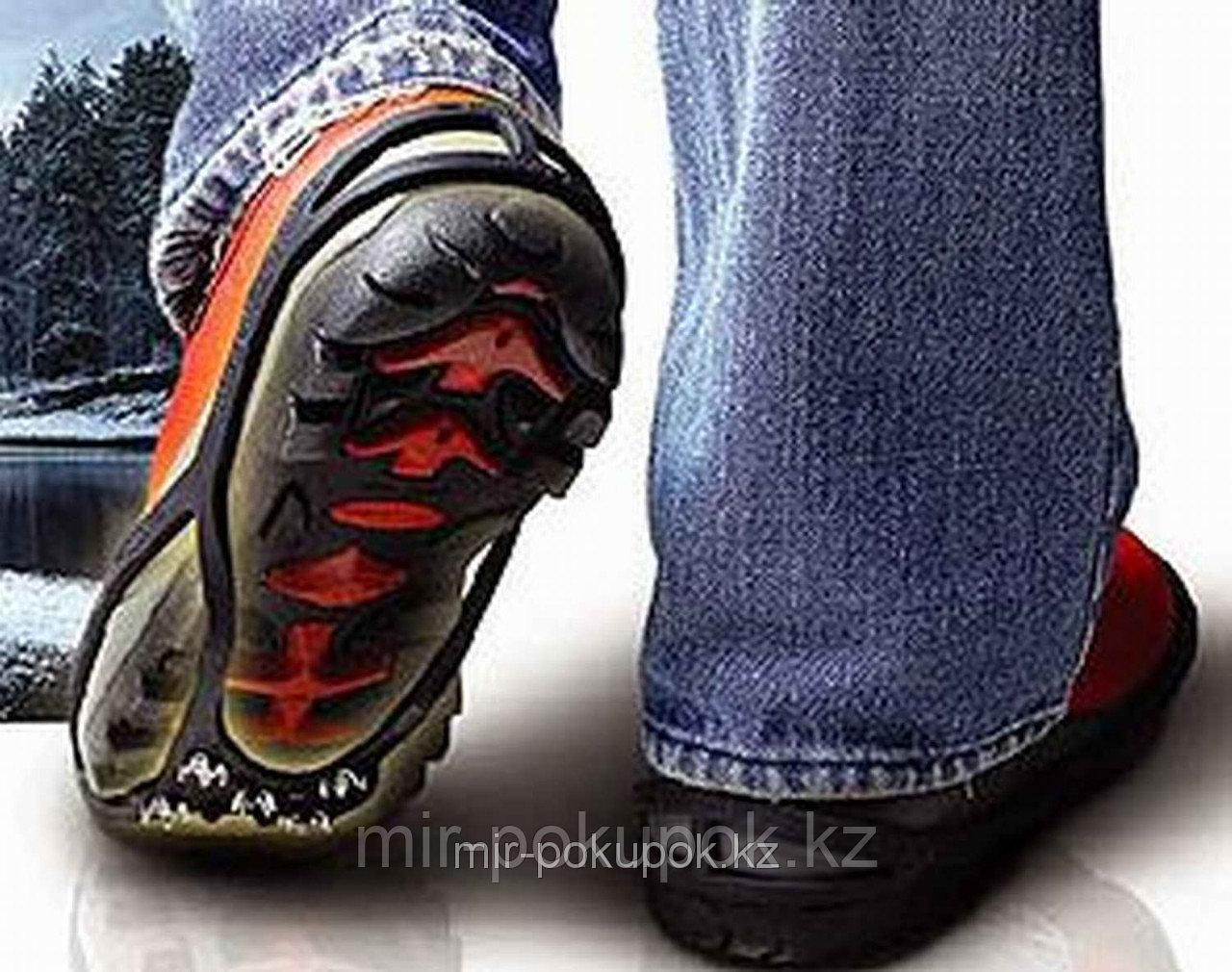Шипы для мужской обуви в период гололеда (ледоступы) Magic Spiker 39-42 размер, Алматы