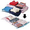 Вакуумный пакет для одежды на вешалке, 60*80 см, Алматы, фото 3