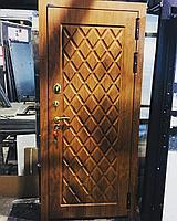Дверь стальная с влагостойким МДФ и покрытием Винорит пр-во Израиль