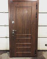 Дверь стальная с влагостойким МДФ и покрытием Винорит