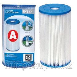 Сменный фильтр-картридж для насос-фильтров (тип А) Intex 29000, Алматы