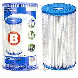 Сменный фильтр-картридж для насос-фильтров (тип В) Intex 29005, Алматы