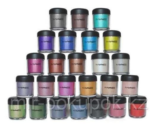 Многофункциональные пигменты МАС Pigment Colour Powder,