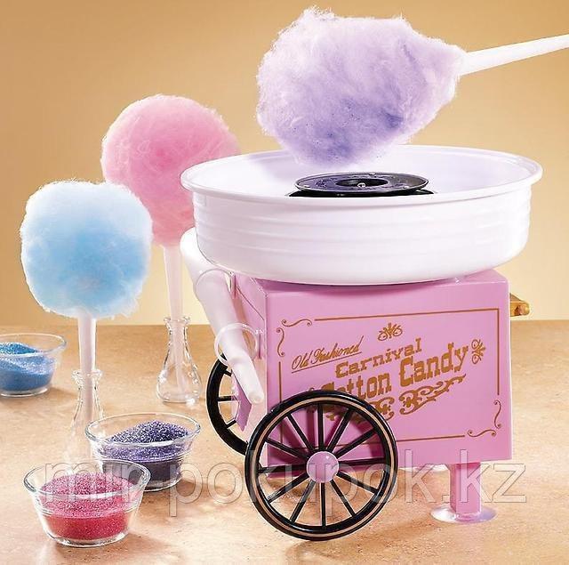 Аппарат для приготовления сладкой ваты Карнавал, Алматы