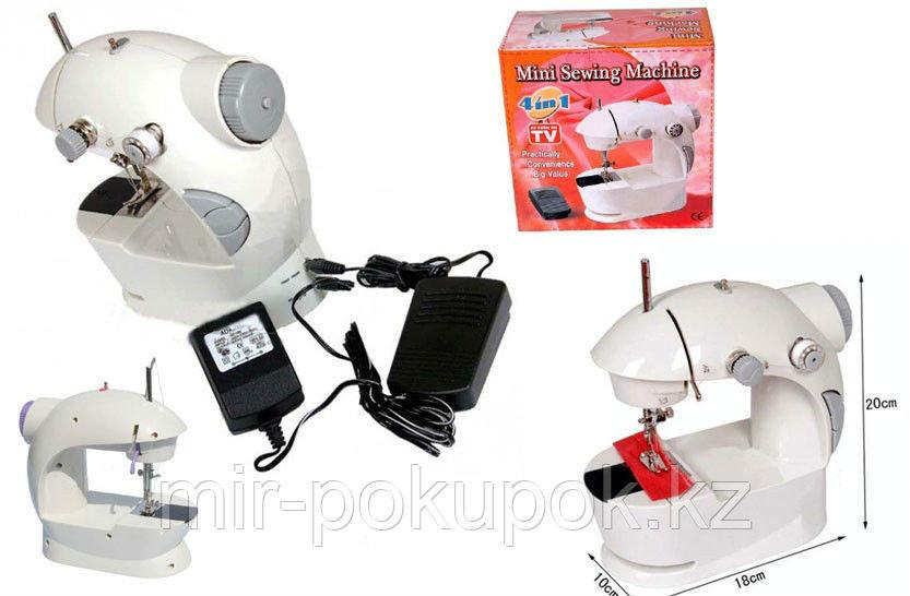 Портативная мини швейная машинка Mini sewing machine, Алматы