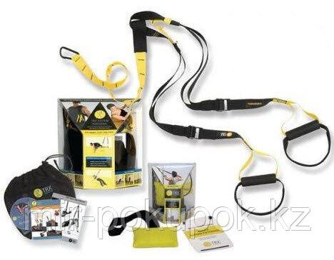 Тренажер TRX PRO Suspension Training Kit (Тренировочные петли), Алматы