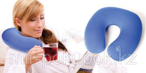 Массажная подушка для путешествий Neck Massage Cushion (Нэк массаж), Алматы