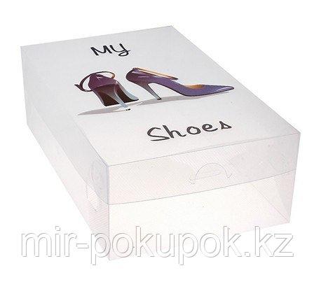 Коробка для хранения женской обуви Алматы