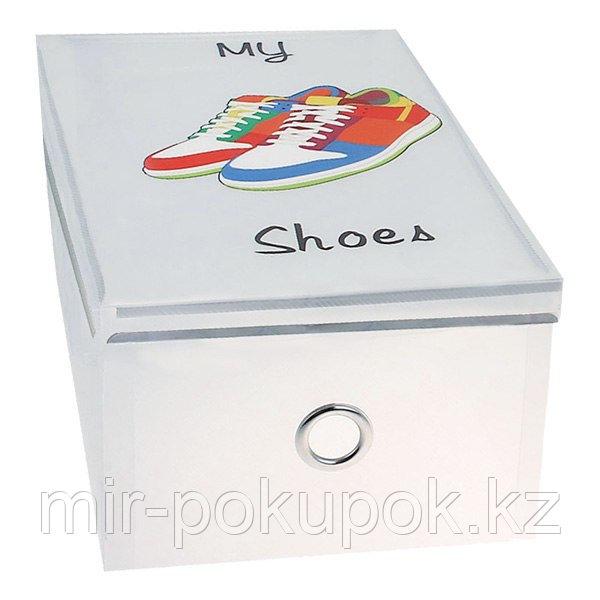 Коробка   для хранения мужской обуви Алматы