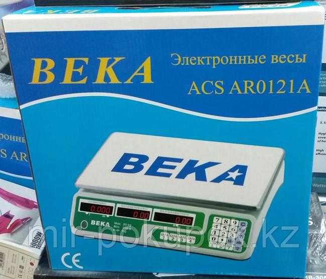 Торговые весы Beka ACS AR0121A, Алматы