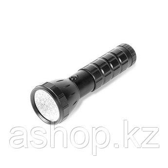 Фонарь светодиодный карманный iPower IPHB28LEDUSB, Дальность луча: 15 м, Яркость: 80 лм, Цвет: Чёрный, Упаковк