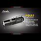 Фонарь электрический ручной Fenix PD22, Дальность луча: 113 м, Яркость: 210 (турбо), 105 (ярко), 45 (средне),, фото 5