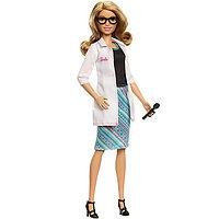 "Barbie ""Кем быть?"" Кукла Барби - Офтальмолог , фото 1"