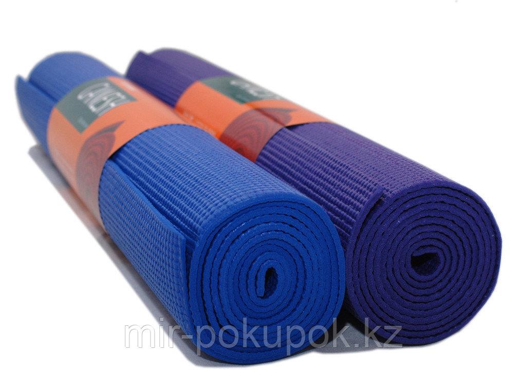 Большой коврик для йоги двухслойный  7 мм , Алматы