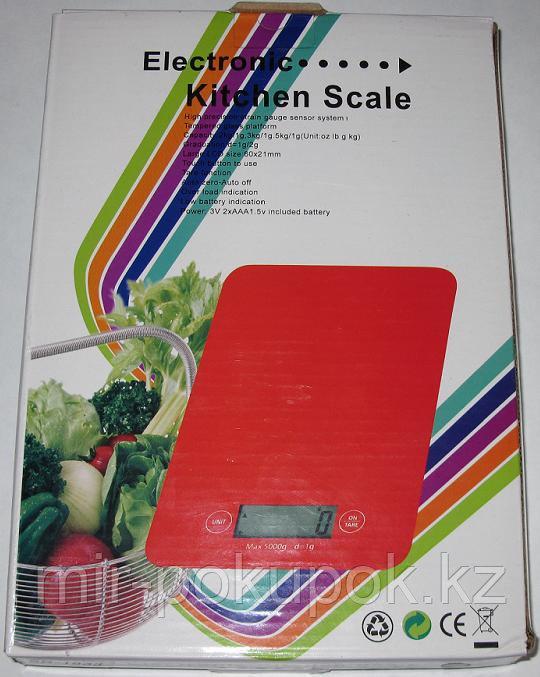 Распродажа! Электронные кухонные весы SR-1833, Алматы