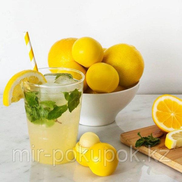 Бальзам для губ EOS Lemon Drop Лимонный леденец, Алматы