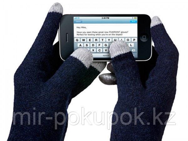 Сенсорные перчатки, Алматы