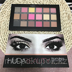 Палетка теней Textured Shadows Palette, Rose Gold Edition от Huda Beauty, Алматы