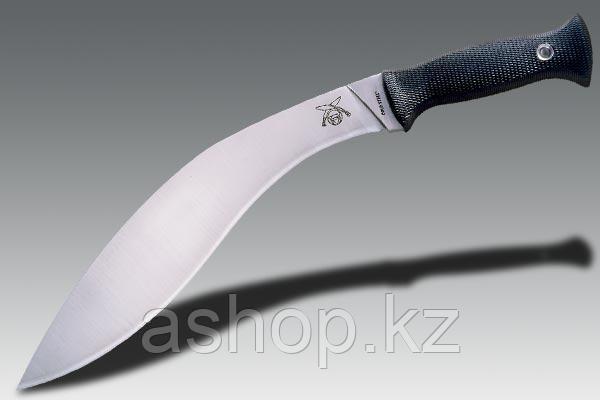 Нож нескладной Cold Steel Gurkha Kukri San Mai III, Общая длина: 432 мм, Толщина лезвия: 8 мм, Длина клинка: 3