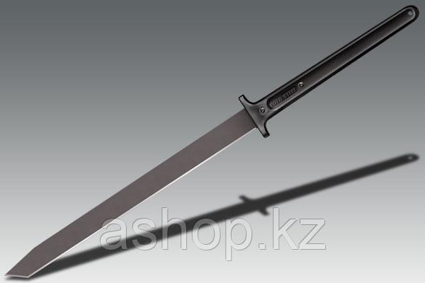 Мачете нескладной Cold Steel Two Handed Katana Machete, Общая длина: 1028 мм, Толщина лезвия: 2,8 мм, Длина кл