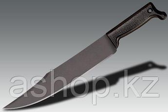 Нож нескладной Cold Steel Bowie Machete, Общая длина: 448 мм, Толщина лезвия: 2,8 мм, Длина клинка: 305 мм, Ма