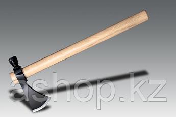 Топор Cold Steel Pipe Hawk, Общая длина: 559 мм, Лезвие: 76 мм, Обух: 190 мм, Материал клинка: Сталь углеродна