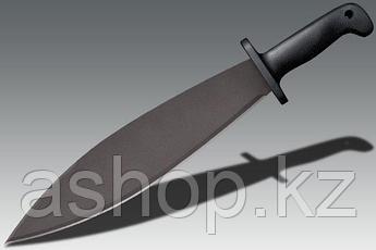 Мачете нескладной Cold Steel Smachet, Общая длина: 502 мм, Толщина лезвия: 2,8 мм, Длина клинка: 356 мм, Матер