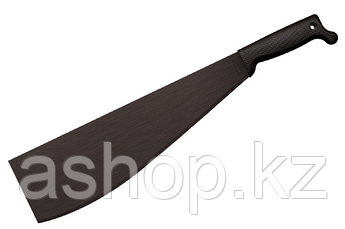 Мачете нескладной Cold Steel Heavy Machete, Общая длина: 515 мм, Толщина лезвия: 2 мм, Длина клинка: 372 мм, М