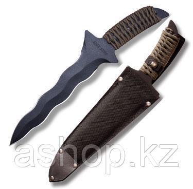 Нож метательный Cold Steel Naga Kris, Общая длина: 355 мм, Толщина лезвия: 4 мм, Длина клинка: 229 мм, Материа