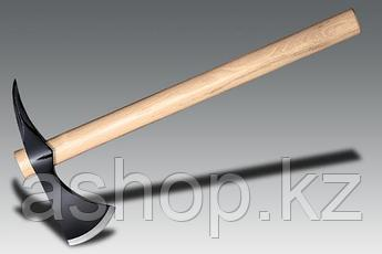 Топор Cold Steel Spike Hawk, Общая длина: 559 мм, Лезвие: 80 мм, Обух: 229 мм, Материал клинка: Сталь углеродн