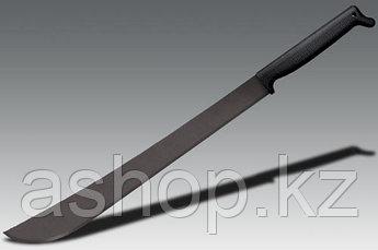 Мачете нескладной Cold Steel Two Handed Latin Machete 21, Общая длина: 762 мм, Толщина лезвия: 2 мм, Длина кли