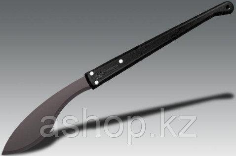 Мачете Cold Steel Two Handed Kukri Machete, Общая длина: 883 мм, Толщина лезвия: 2,8 мм, Лезвие: 356 мм, Матер