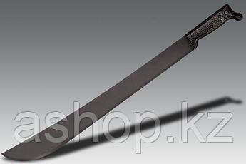 Мачете нескладной Cold Steel Latin Machete 18, Общая длина: 600 мм, Толщина лезвия: 2 мм, Длина клинка: 457 мм