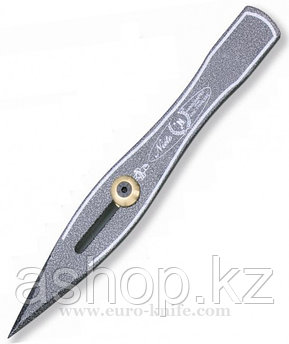 Нож метательный Nieto Lanzador L-122, Общая длина: 200 мм, Толщина лезвия: 3 мм, Материал клинка: Нержавеющая