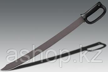 Нож нескладной Cold Steel Cutlass Machete, Общая длина: 763 мм, Толщина лезвия: 2,8 мм, Длина клинка: 610 мм,