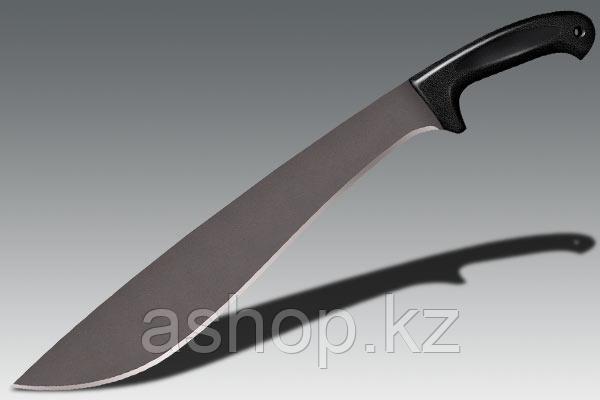 Мачете нескладной Cold Steel Jungle Machete, Общая длина: 559 мм, Толщина лезвия: 2,8 мм, Длина клинка: 406 мм