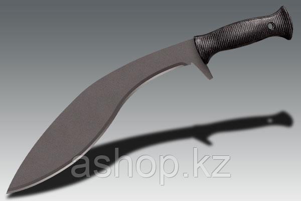 Мачете нескладной Cold Steel Kukri Plus Machete, Общая длина: 457 мм, Толщина лезвия: 2,8 мм, Длина клинка: 33