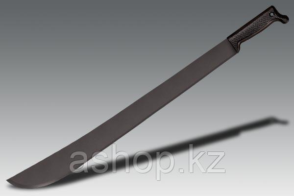Мачете нескладной Cold Steel Latin Machete 24, Общая длина: 753 мм, Толщина лезвия: 2 мм, Длина клинка: 610 мм