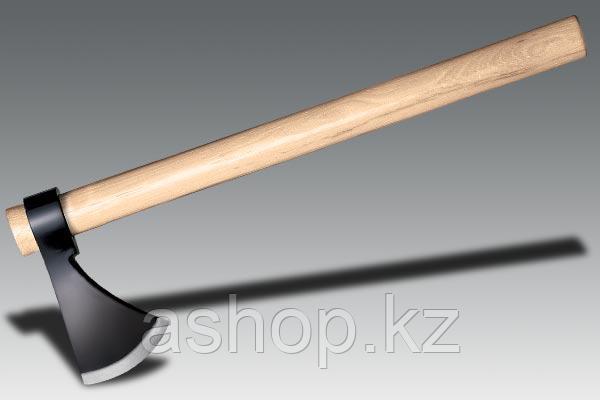 Топор Cold Steel Frontier Hawk, Общая длина: 559 мм, Лезвие: 83 мм, Обух: 152 мм, Материал клинка: Сталь углер