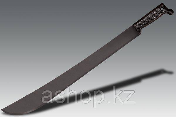 Мачете нескладной Cold Steel Latin Machete 21, Общая длина: 677 мм, Толщина лезвия: 2 мм, Длина клинка: 533 мм