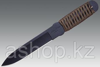 Нож метательный Cold Steel True Flight Thrower with Sheath, Общая длина: 305 мм, Толщина лезвия: 5 мм, Длина к