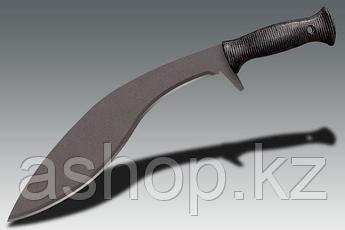 Мачете нескладной Cold Steel Kukri Machete, Общая длина: 457 мм, Толщина лезвия: 2 мм, Длина клинка: 330 мм, М