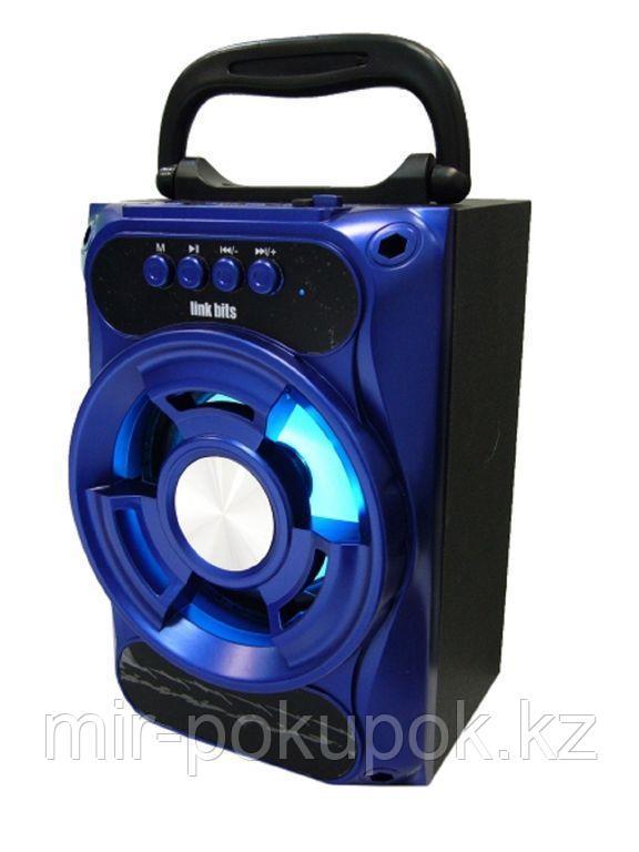 Портативная колонка c Bluetooth MP3 KTS-857B, Алматы
