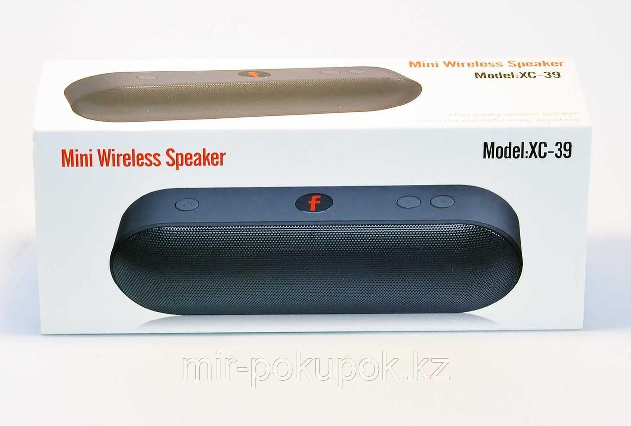 Портативная колонка с Bluetooth, Mini Speaker XC-39, Алматы