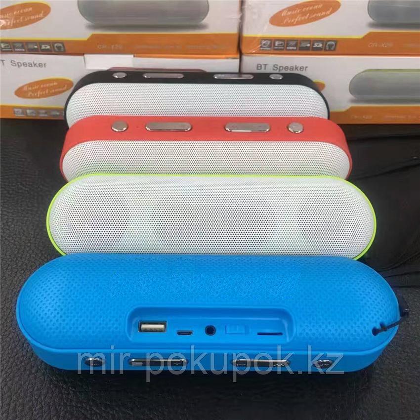 Портативная колонка с Bluetooth CR - X29, Алматы